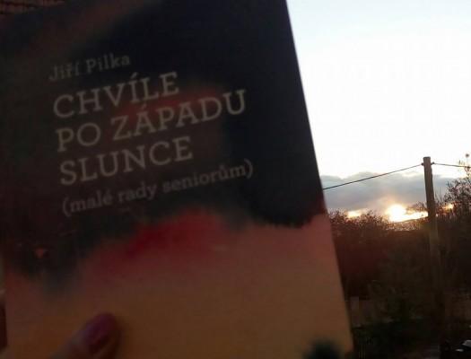 Jiří Pilka: Chvíle po západu slunce