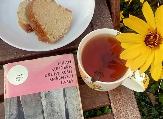 Milan Kundera - Druhý sešit směšných lásek