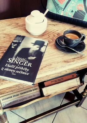 I.B.Singer: Další příběhy z otcovy světnice