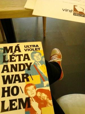 Ultra Violet: Má léta s Andy Warholem