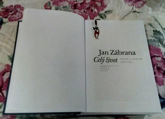 Jan Zábrana: Celý život