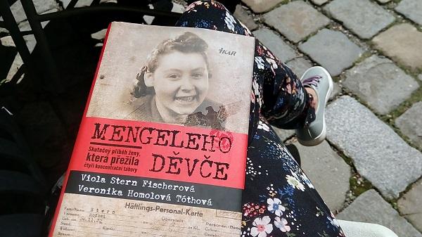V. S. Fischerová & V. Homolová Tóthová: Mengeleho děvče