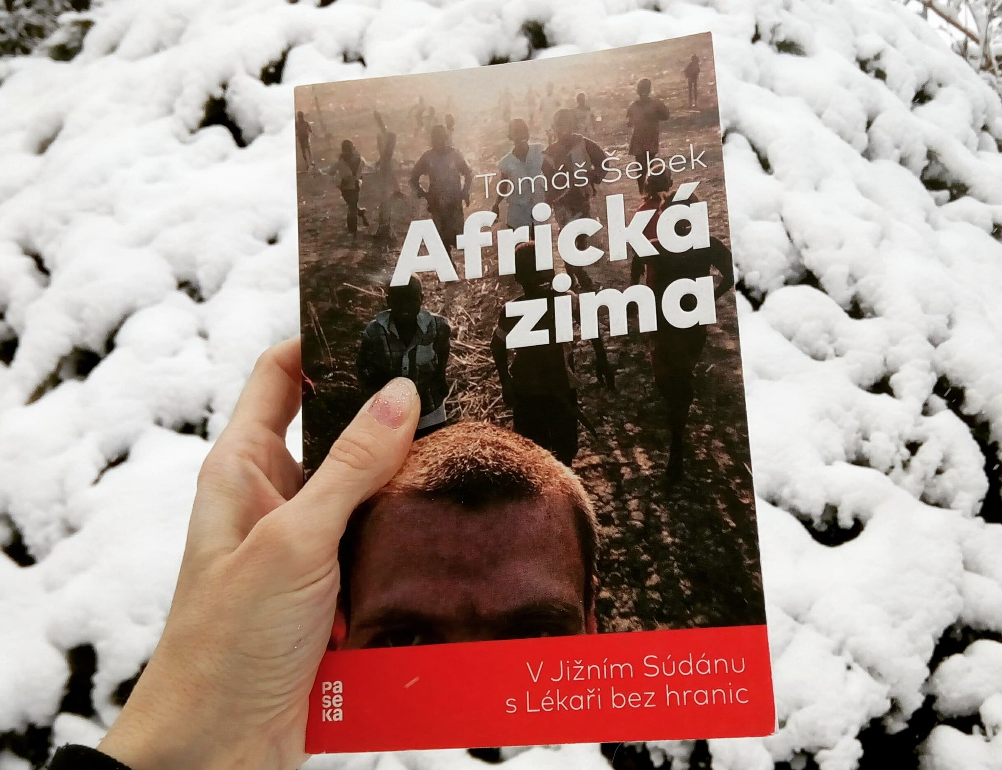 Tomáš Šebek: Africká zima
